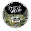 Tresse strike wire Pred8or X8, 0.19mm/14kg/135m camo