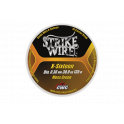Tresse strike wire x-16, 0.28mm/20kg/135m green