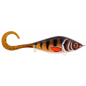 Strike Pro Guppie 13,5cm Golden Perch - Gold/Gold Glitter