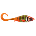 Strike Pro Guppie 13,5cm Three Kings - Orange Gold/Glitter