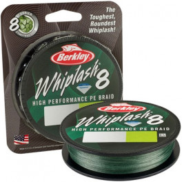Tresse berkley whiplash 8 brins/0.20mm/26,4kg/300m