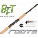 "Canne casting BDT Roots 7.9"" XH - 170gr"